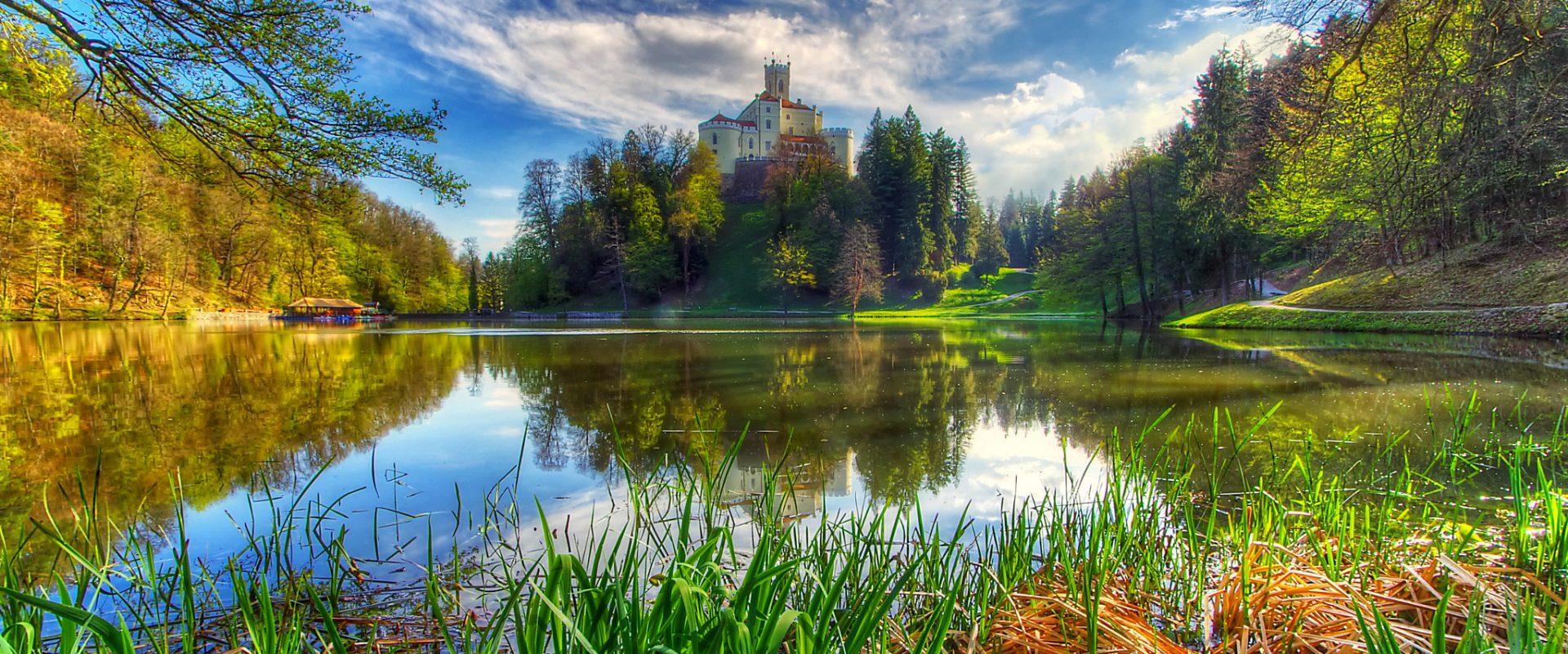 Castle Trakoščan
