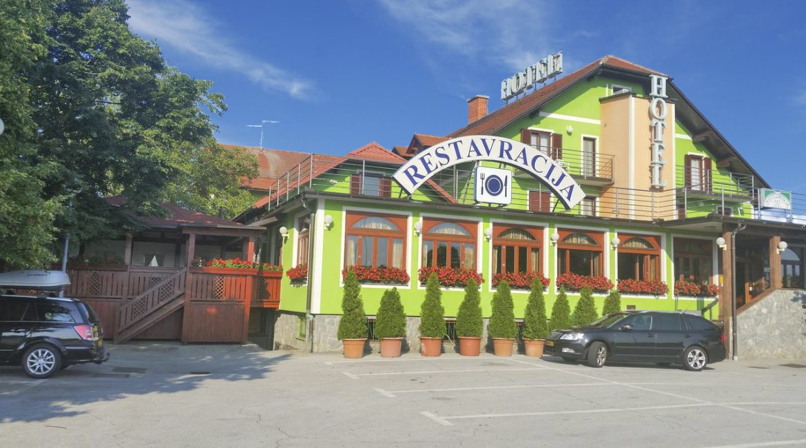 Hotel Roškar in pictures
