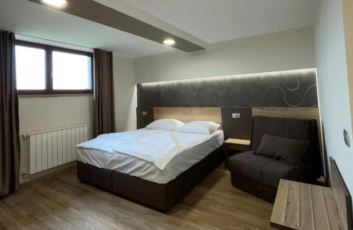 Enoposteljna soba – Comfort