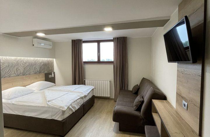 Dvoposteljna soba – Comfort